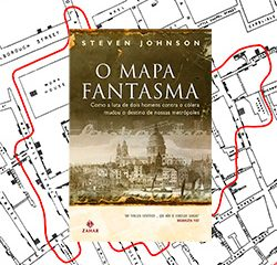 Livro O mapa fantasma