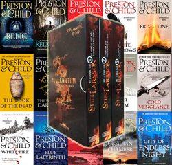 Trilogías e séries de livros