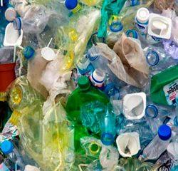 Lixo plástico - Biologar