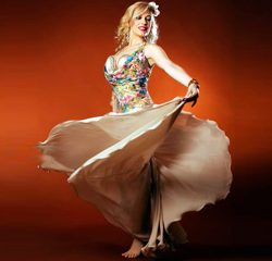 Dança do ventre grega
