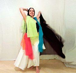 dança dos 7 véus