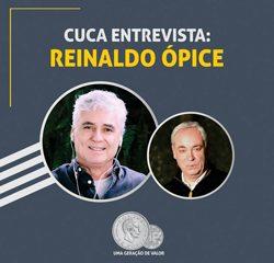 Reinaldo Ópice - Homens de Prata