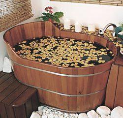 banho de ofurô - semônica