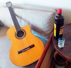 violão e cachaça